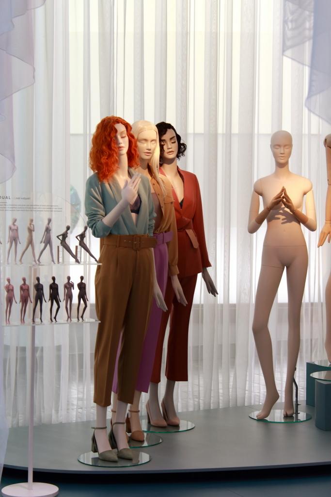 Stoisko targowe More Mannequins