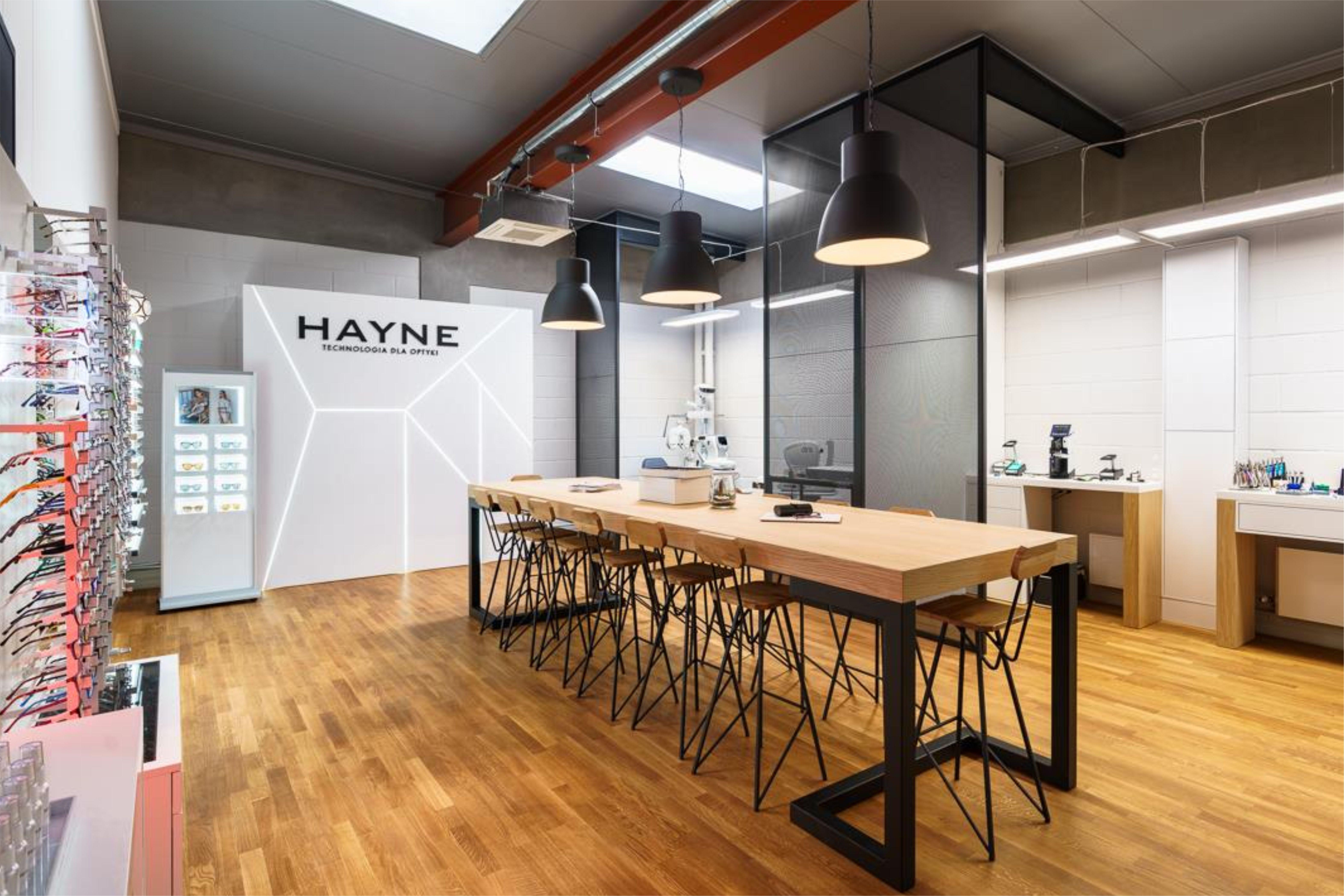 wnętrze kuchni Hayne